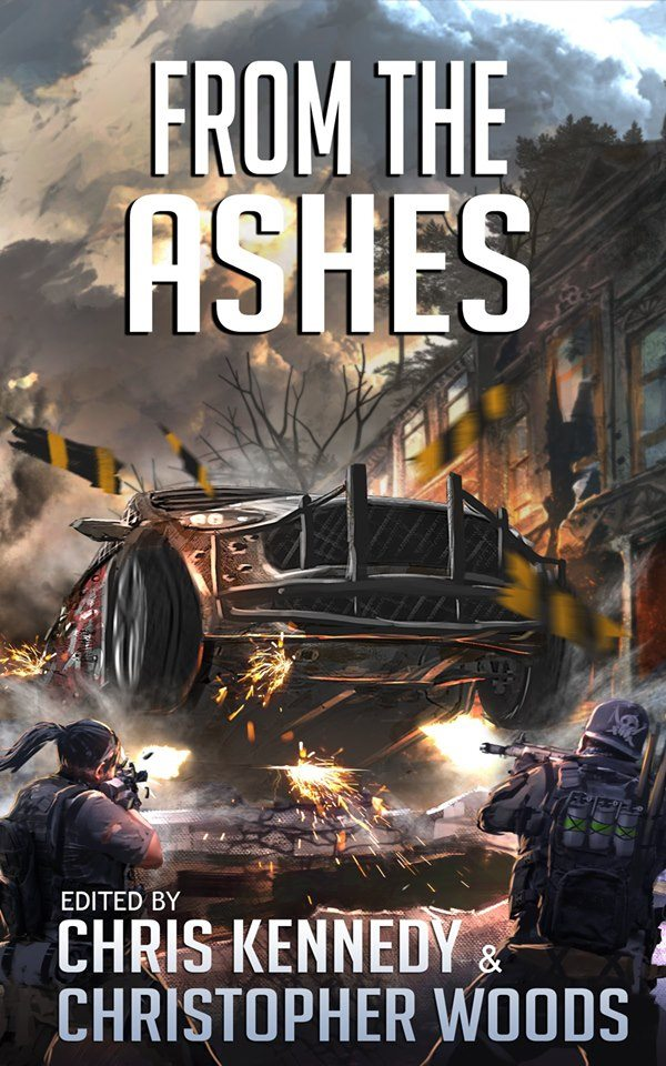 From the Ashes: 20.00 + Shipping