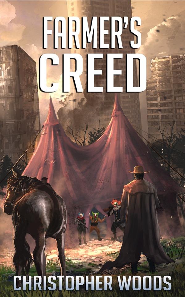 Farmer's Creed: 15.00 + Shipping